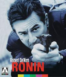 Ronin DVD cover