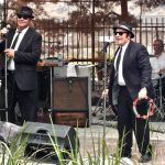 Blues Brothers Rock and Soul Revue in the Idaho Botanical Gardens 3