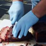 Brisket slicing 101, make it look tasty!