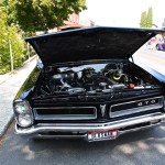 Pontiac GTO at Harrison Haul Ass Show and Shine. Photo by Sterling Bingham for The Boise Beat
