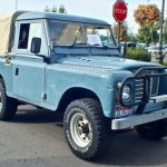 Land Rover 1977 in Meridian