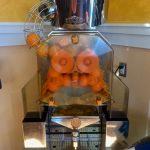 The Orange Juicer at The Griddle