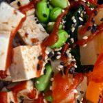 Closep Tofu Poke