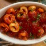 Toretellini pasta side dish