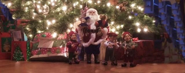 Pistol Packin' Santa Header