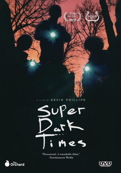 Super Dark Times DVD cover