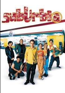 Suburbia DVD