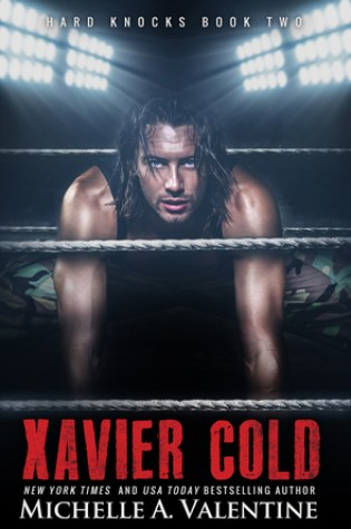 Book Review: Xavier Cold (Hard Knocks #2) by Michelle A. Valentine @M_A_Valentine