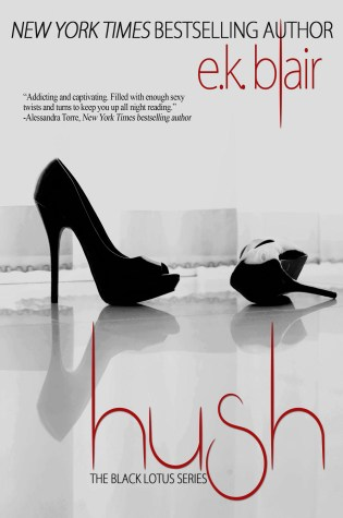 Book Tour Review: Hush (Lotus #3) by E.K. Blair @EK_Blair_Author