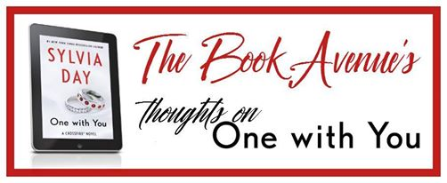 Dual Book Reviews with Giveaway: One with You (Crossfire #5) by Sylvia Day @SylDay