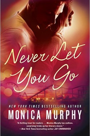 Release Day Blitz with Excerpt & Giveaway: Never Let You Go (Never Tear Us Apart #2) by Monica Murphy @MsMonicaMurphy