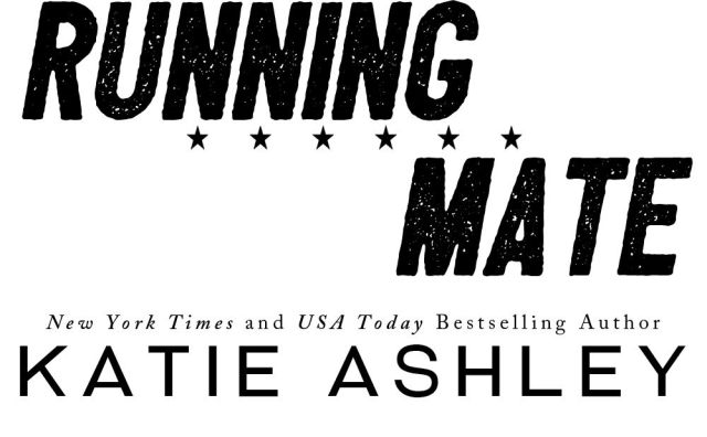 Cover Reveal: Running Mate by Katie Ashley @KatieAshleyLuv