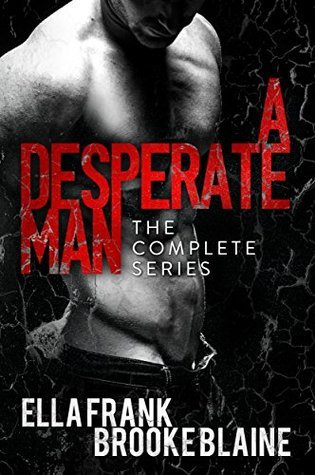 Audiobook Review: A Desperate Man (Sex Addict) by Brooke Blaine & Ella Frank @BrookeBlaine1 @EllaFrank2012