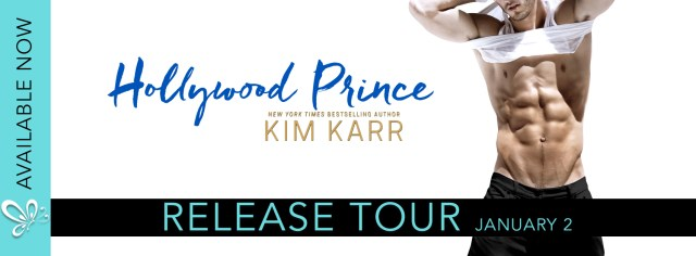 Release Day Launch: Hollywood Prince by Kim Karr @authorkimkarr