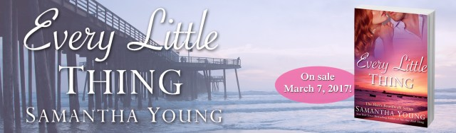 Book Review: Every Little Thing by Samantha Young @AuthorSamYoung @BerkleyRomance