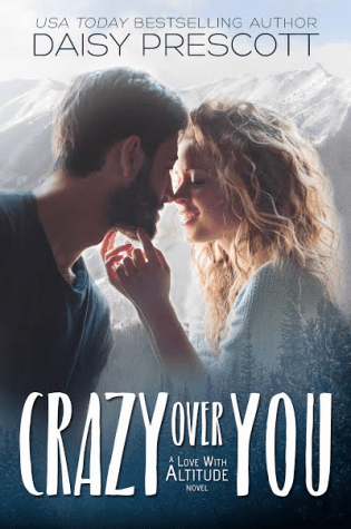 Cover Reveal: Crazy Over You by Daisy Prescott @Daisy_Prescott  @InkSlingerPR