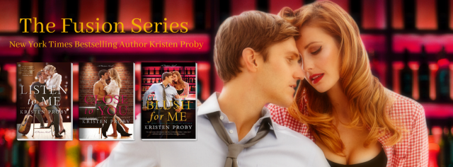 Blog Tour: Blush for Me by Kristen Proby @Handbagjunkie @InkSlingerPR @WmMorrowBks