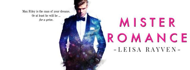 Review: Mister Romance by Leisa Rayven @LeisaRayven
