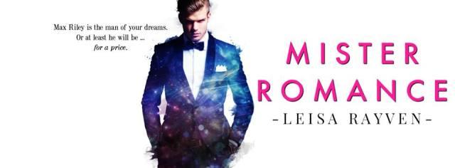 Review: Mister Romance by Leisa Rayven @LeisaRayven