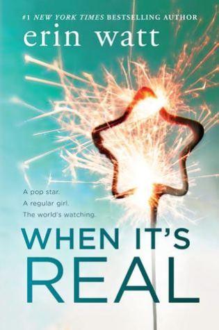 Book Review: When It's Real by Erin Watt @authorerinwatt @HarlequinTEEN