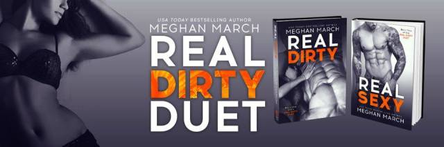 Release Day Blitz: Real Sexy by Meghan March @Meghan_March @InkSlingerPR