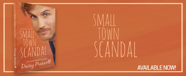 Book Review: Small Town Scandal by Daisy Prescott @Daisy_Prescott @InkSlingerPR