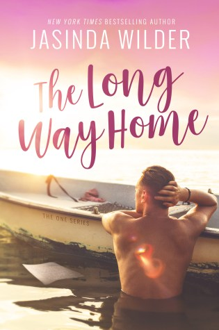 Cover Reveal: The Long Way Home by Jasinda Wilder @JasindaWilder @TheNextStepPR