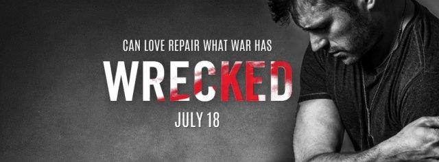 Review: Wrecked by JB Salsbury @JBSalsbury @ForeverRomance