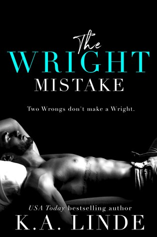 Blog Tour: THE Wright Mistake By K.A. Linde @AuthorKALinde @InkSlingerPR