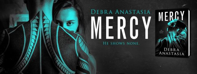 Review: Mercy by Debra Anastasia @Debra_Anastasia