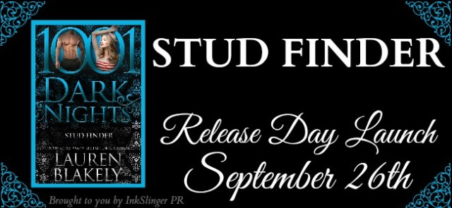Release Day Blitz: Stud Finder by Lauren Blakely @LaurenBlakely3 @1001DarkNights @InkSlingerPR