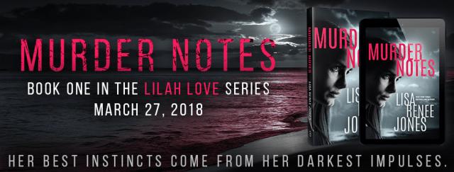 Book Review: Murder Notes by Lisa Renee Jones @LisaReneeJones