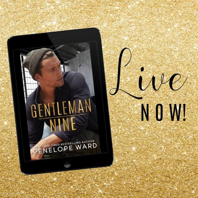Blog Tour: Gentelman Nine by Penelope Ward @PenelopeAuthor @InkSlingerPR