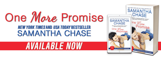 Release Day Blitz: One More Promise by Samantha Chase @SamanthaChase3 @InkSlingerPR