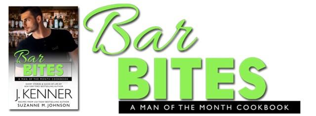 Release Day Blitz: Bar Bites by J. Kenner and Suzanne M. Johnson @juliekenner @1001DarkNights @InkSlingerPR