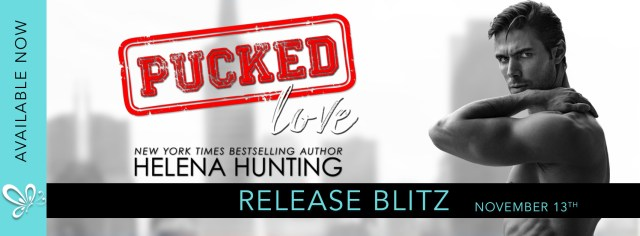 Release Day Blitz: Pucked Love by Helena Hunting @HelenaHunting @jennw23