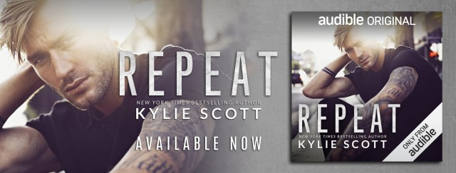 Audio Review: Repeat by Kylie Scott @KylieScottbooks @InkSlingerPR