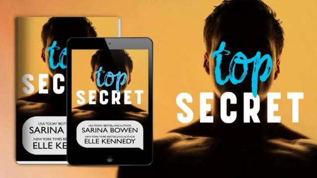 Review: Top Secret by Elle Kennedy & Sarina Bowen @ElleKennedy @SarinaBowen
