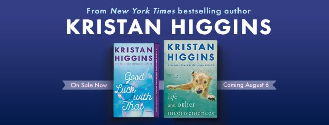 Book Review: Life and Other Inconveniences by Kristan Higgins @Kristan_Higgins @BerkleyPub