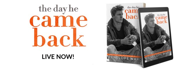Release Blitz & Review: The Day He Came Back by Penelope Ward @PenelopeAuthor