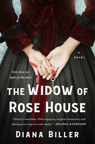 Review: The Widow of Rose House by Diana Biller @dcbiller