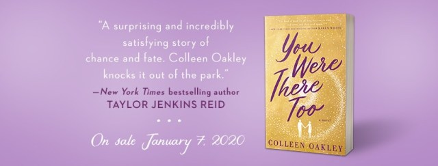 Review: You Were There Too by Colleen Oakley @OakleyColleen @BerkleyPub