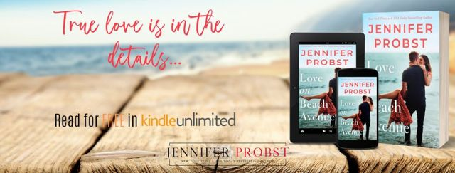 New Release & Review: Love on Beach Avenue by Jennifer Probst @jenniferprobst
