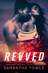 Book Trailer and Blog Tour Review: Revved by Samantha Towle @samtowlewrites