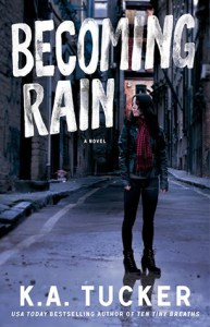 Blog Tour Review: Becoming Rain by K.A. Tucker @kathleenatucker