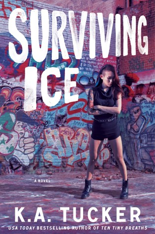 Blog Tour Review: Surviving Ice by K.A. Tucker (review and Giveaway) @InkSlingerPR or @KathleenaTucker
