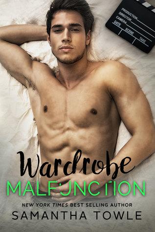 Book Review: Wardrobe Malfunction by Samantha Towle @samtowlewrites