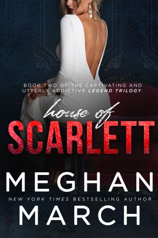 Audible Review & New Release: House of Scarlett Release by Meghan March @Meghan_March