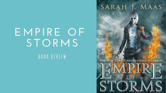 Empire of Storms book review