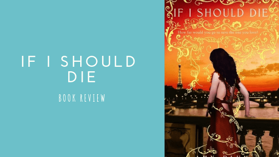 If I Should Die book review | Blogmas Day 12